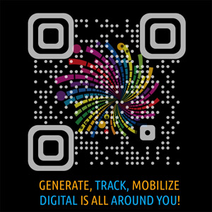 customized QR codes